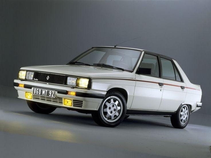 Renault 9 Turbo '1984–86