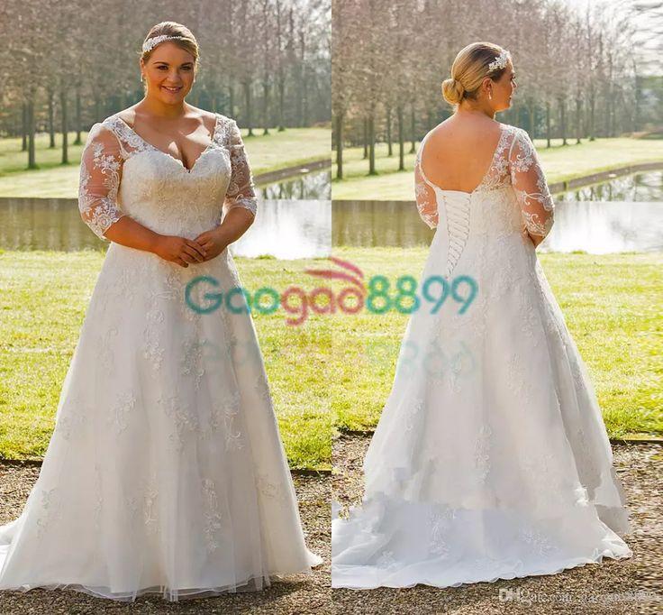 Plus Size Country Wedding Dresses Erkalnathandedecker
