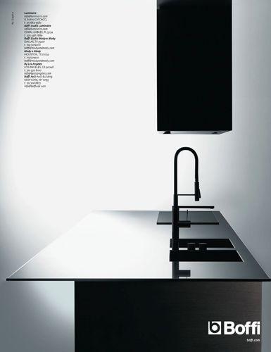 134 best images about Kitchen@bathroom Boffi on Pinterest | Luxury kitchen design, Carrara ...