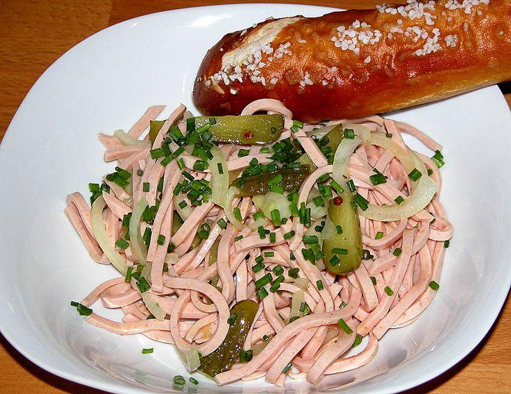 Bayerischer Wurstsalat, ein beliebtes Rezept aus der Kategorie Studentenküche. Bewertungen: 14. Durchschnitt: Ø 4,1.