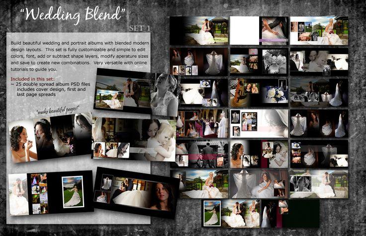 Wedding Album Design Ideas | Places to Visit | Pinterest