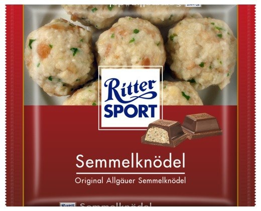 Ritter Sport Ramazzotti