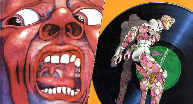 King Crimson On King Crimson: The British Rock Group Weighs In On Their JoJo Stand by Mike Ferreira