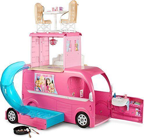 Barbie - Cjt42 - Mobilier De Poupée - Camping Car Duplex ... https://www.amazon.fr/dp/B00T03UAEY/ref=cm_sw_r_pi_dp_x_vtFeybAX7F1HP
