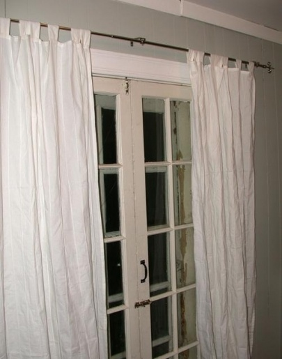 1000 ideas about curtains for french doors on pinterest french door curtains door curtains. Black Bedroom Furniture Sets. Home Design Ideas