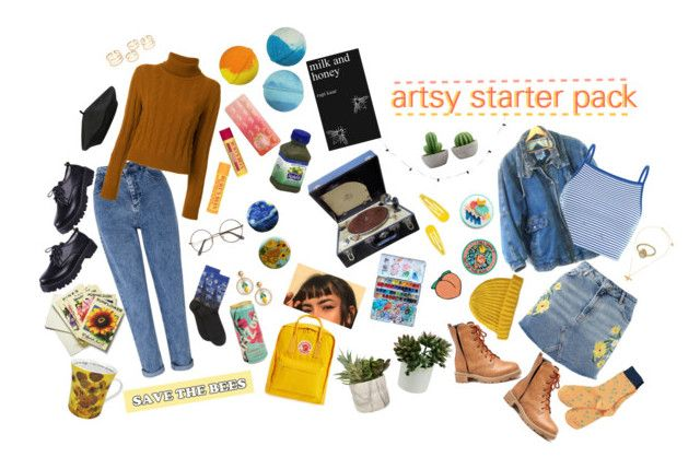 Artsy Starter Pack By Peachesncreamm Liked On Polyvore Featuring Art Idk Artsy Aesthetic Niche And Artsyaestheti Aesthetic Clothes Starter Pack Starter