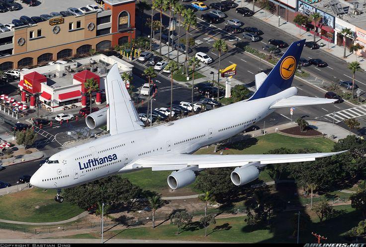 Boeing 747-830 - Lufthansa | Aviation Photo #4185261 | Airliners.net