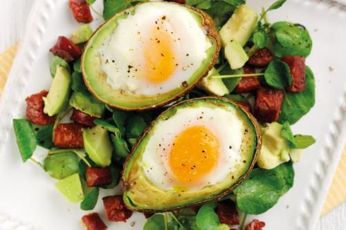 Lucy Meck's healthy meals | eggrecipes.co.uk #HealthyEggMeals