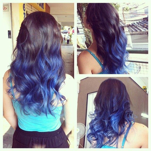 My Purple Hair Joico Color Intensity Indigo Hairstyles Pinterest