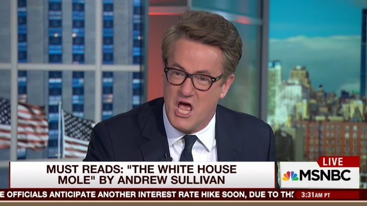 Trump's sanctuary network offers a masterpiece of obfuscation, MSNBC reruns 'Rachel Maddow Gone Wild'