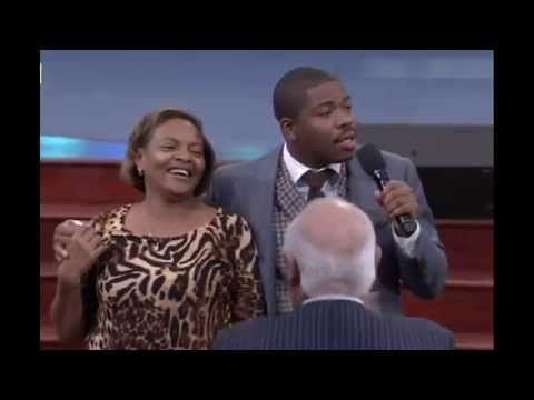Prophet Brian Carn Sunday 10-11-15 at King Jesus Ministry Apostle Maldon...