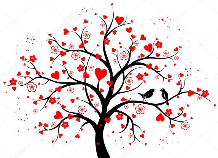 Картинки по запросу силуэтные деревья