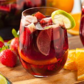 Razzmatazz® Sangria | The Cocktail Porject
