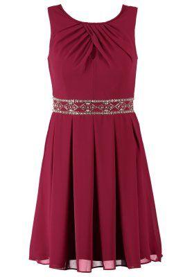 CECILE - Cocktailkleid / festliches Kleid - burgundy