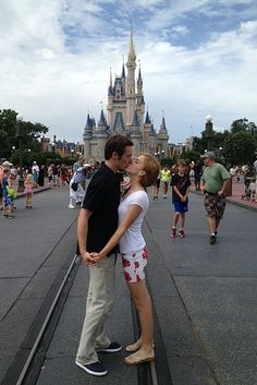 It's damn near impossible to walk down Main Street because everyone wants their photo op. | 16 Things No One Tells You About Disney World Vacations
