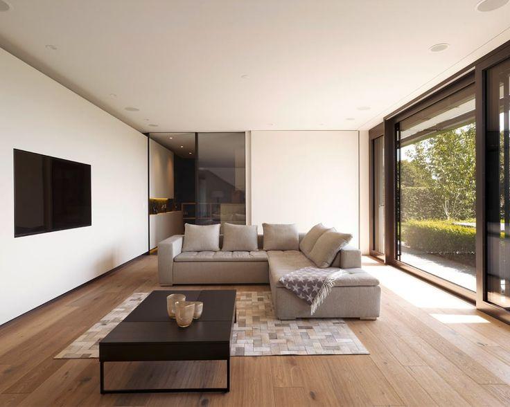 Die 25+ besten moderne Wohnzimmer Ideen auf Pinterest | moderne ...