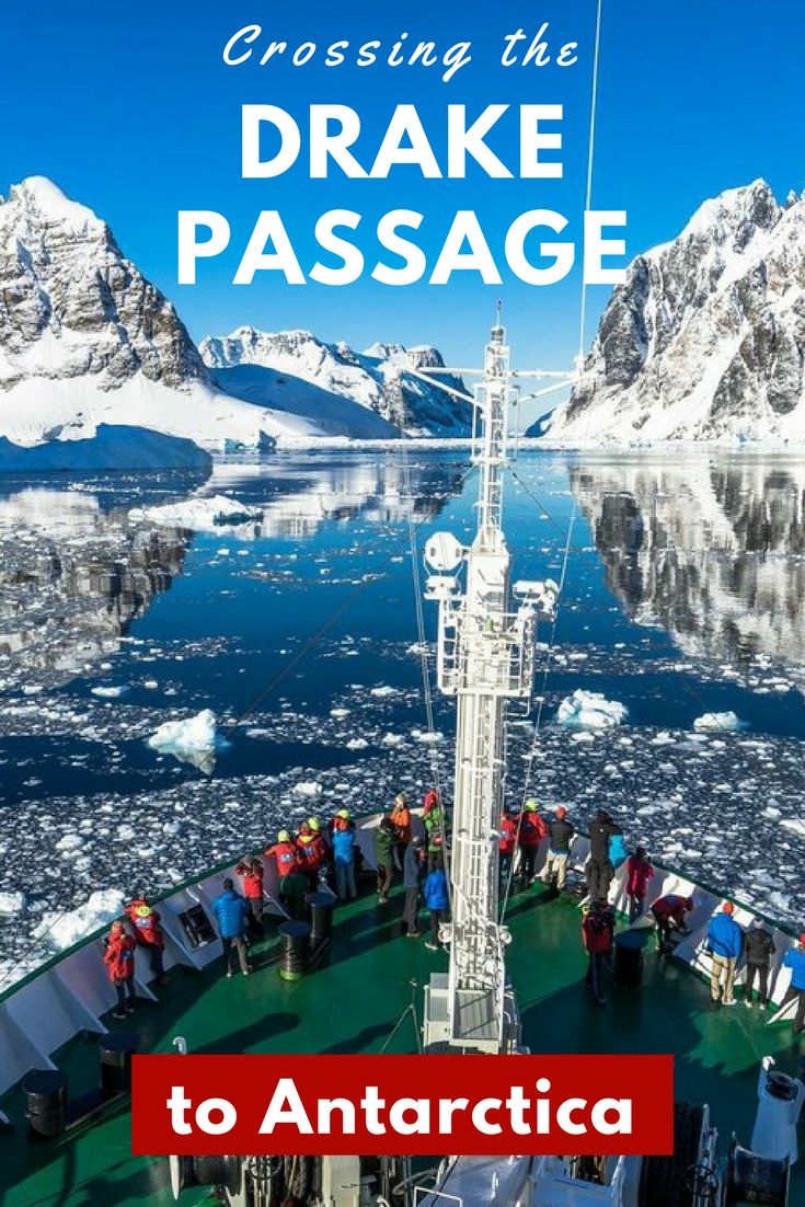 Heading to an Antarctica, check out our post on what it's really like crossing the Drake Passage from Ushuaia to Antarctica. #Antarctica #SouthAmerica #adventure #Argentina #endoftheworld