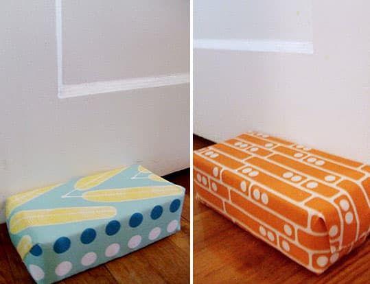 Fun and Easy DIY Doorstop Idea