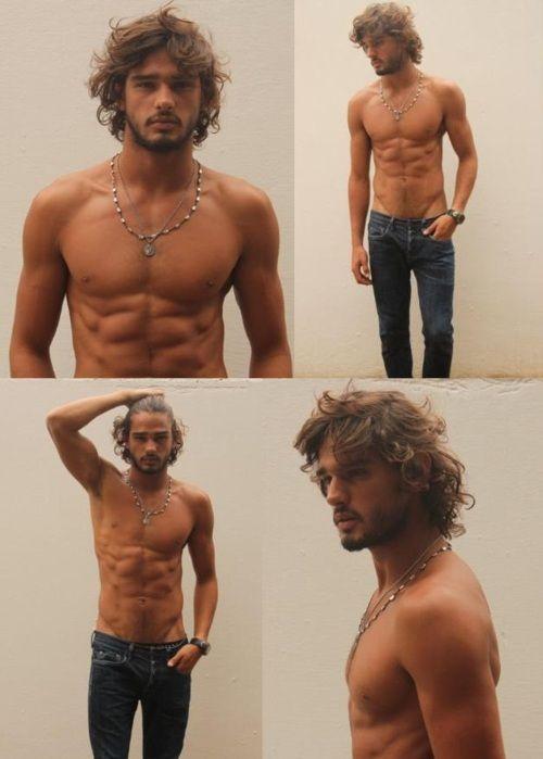 Marlon Teixeira. wait what. oh my god. HAHAHAHA omg