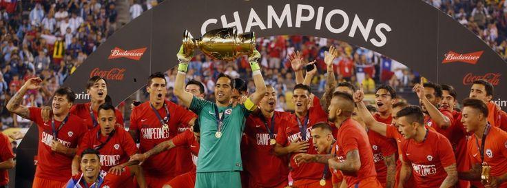 Chile ganó la Copa América Centenario con victoria en penales sobre Argentina