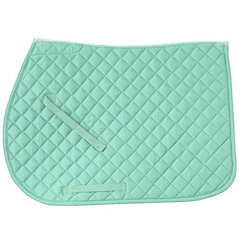 Rider's International Quilted Cotton Saddle Pad | Dover Saddlery. This is my FAVORITE color.