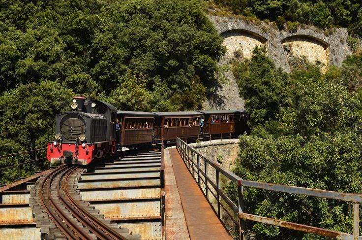 OSE Hellenic Railways_Pilio-Milies