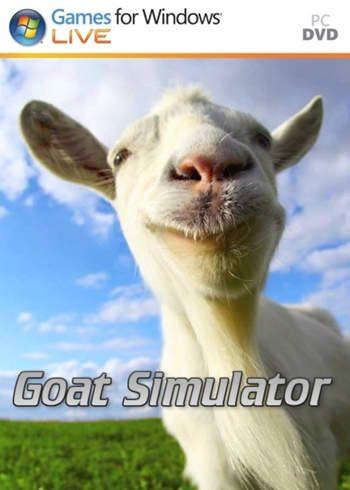 Goat Simulator: Waste of Space [2016] [ESPAÑOL] [2.4 GB] - CineFire.Tk