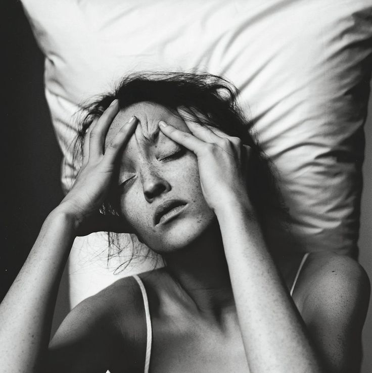 The stress of not sleeping can cause insomnia, so solution - stop stressing. Not that easy though