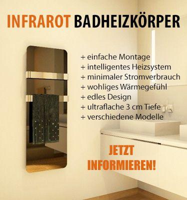 Wandgestaltung Badezimmer - von Fliese bis Farbe - my lovely bath - Magazin für Bad & Spa