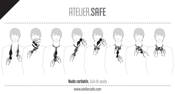 Guía de ayuda... nudo corbatin