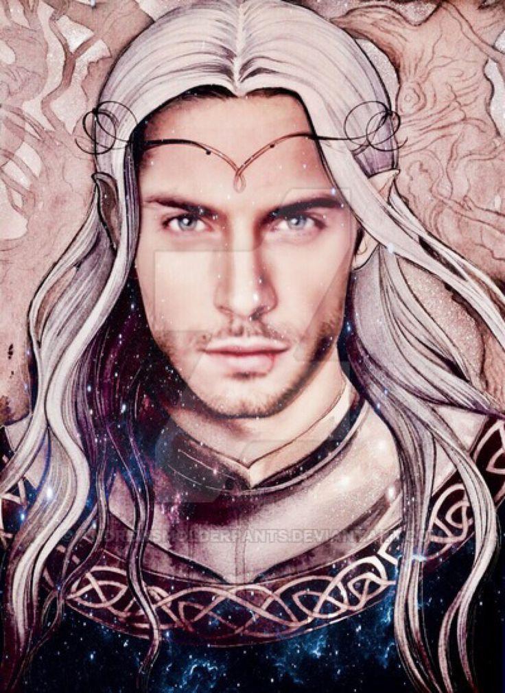 Elvish King by AndrewSmolderpants on @DeviantArt