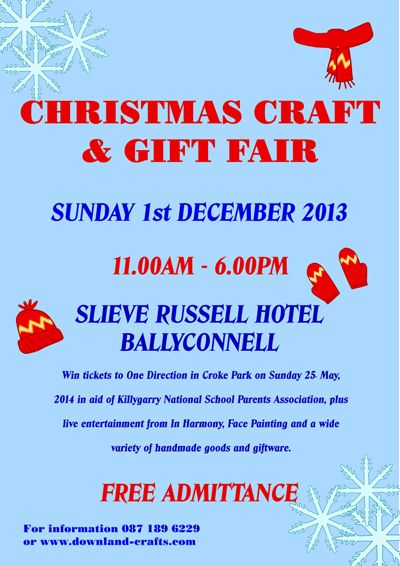 Christmas Craft & Gift Fair | Craft in Ireland event