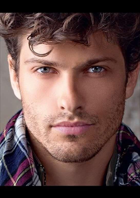 Ricardo Dal MoroFace, Eye Makeup, Eye Colors, Dal Moro, Hot, Eye Candies, Ricardo Dal, Men Hairstyles, Male Models