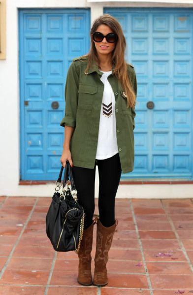 What to Wear With Cowboy Boots | StyleCaster