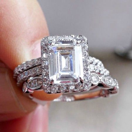 Trending Beauty on a budget I lOVE these high quality modestly priced wedding and engagement rings