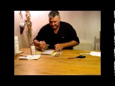 foto op hout afdrukken - YouTube
