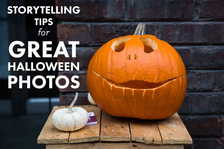 Simple storytelling tips for great Halloween photos!