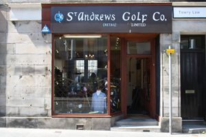 Based in the home of golf, the St Andrews Golf Co. Ltd. has been making high quality golfing clubs for over a 130 years. The company first started making iron clubs in 1881 in a forge just south of St Andrews.