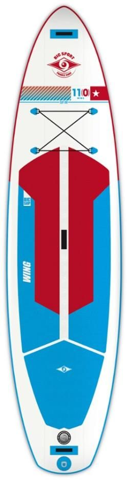 BIC Sport Air Evo Wing Inflatable Stand Up Paddle Board - 11'