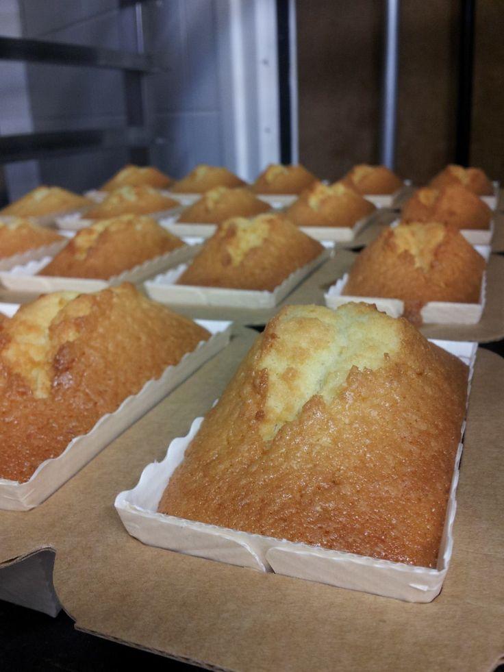 Cake au citron @ Carl Marletti