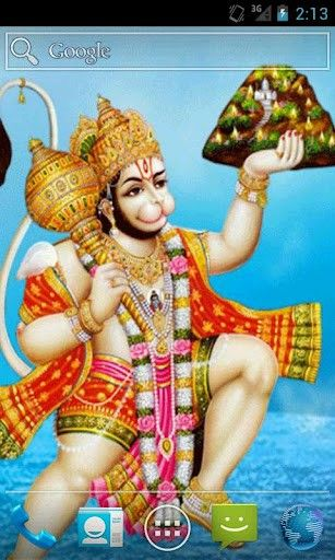4D Hanuman Live Wallpaper - Android Apps on Google Play