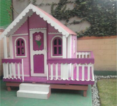 17 mejores ideas sobre casitas para ni as en pinterest - Casitas de maderas infantiles ...