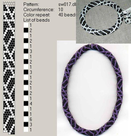 Схемы для вязания турецких жгутов. Комментарии : 10 around