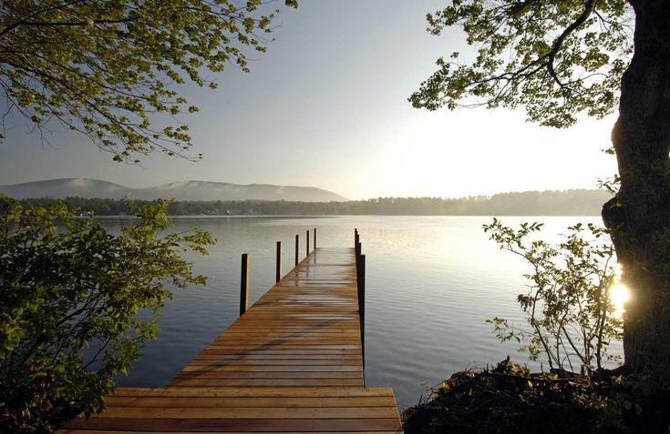 Center Harbor Dock & Pier LLC is located and based in Center Harbor, NH, at the tip of Lake Winnipesaukee. Description from centerharbordocks.com. I searched for this on bing.com/images