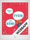 Boken om fysik och kemi webbapp