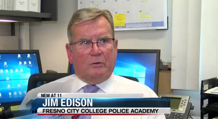 "Great article about Fresno City College recruitment for Fresno PD.   ""We are having agencies from all over the state come here to recruit,"" said Edison. ""They're all trying to draw from the same pool of applicants.""  Read the full article from KSEE24 News here:  http://www.yourcentralvalley.com/news/fresno-pd-is-down-about-40-police-officer-positions/741824676 #News #Fresno"