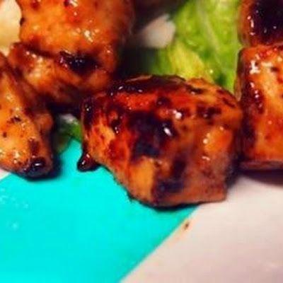 Sweet Hawaiian Crockpot Chicken @keyingredient #crockpot #chicken
