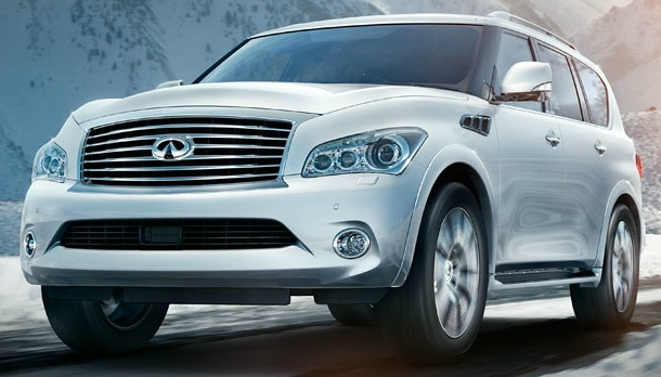 I need this SUV!!  Stat!!  INFINITI - QX