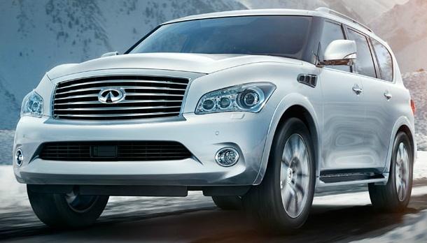 I need this SUV!!  Stat!!  INFINITI - QX