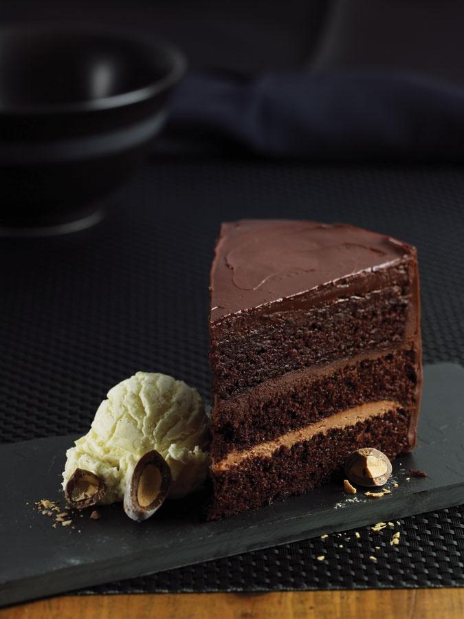 San Francisco Map Ritz Carlton%0A Classic Desserts by The RitzCarlton  Double Fudge Chocolate Cake  Yield
